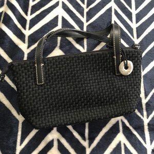 🔥The sak Small Black knit purse